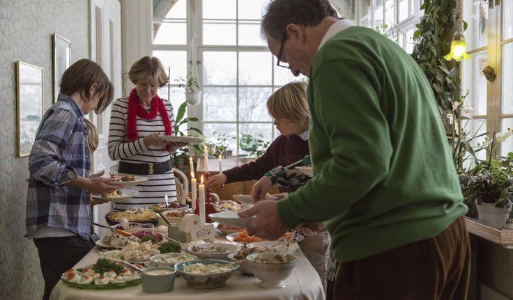 шведская кухня