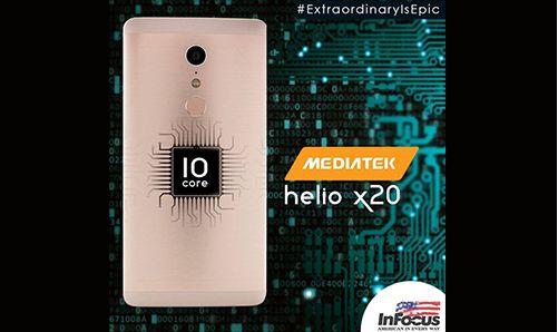 """InFocus Epic 1, Android Gahar dengan Helio X20 """"Cuma 2,5 jutaan"""" - http://kangtekno.com/infocus-epic-1-android-gahar-dengan-helio-x20-cuma-25-jutaan/"""