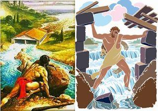 """Conspiracy Feeds: Αποκωδικοποίησις του Μύθου """"Οι Σταύλοι τού Αυγείου..."""