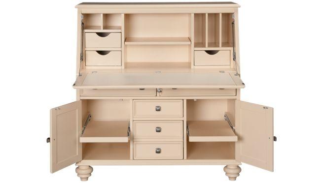 American Drew - Camden - Droplid Desk - Office Desks for Sale at Jordan's Furniture in MA, NH and RI