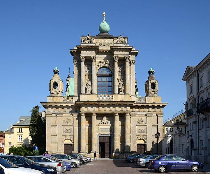 The Tour Expert - Carmelite Church, Warsaw, Poland   The Tour Expert