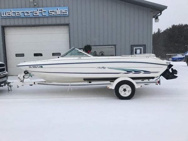 1997 Sea Ray 175 Bow Rider, Three Lakes Wisconsin - boats.com