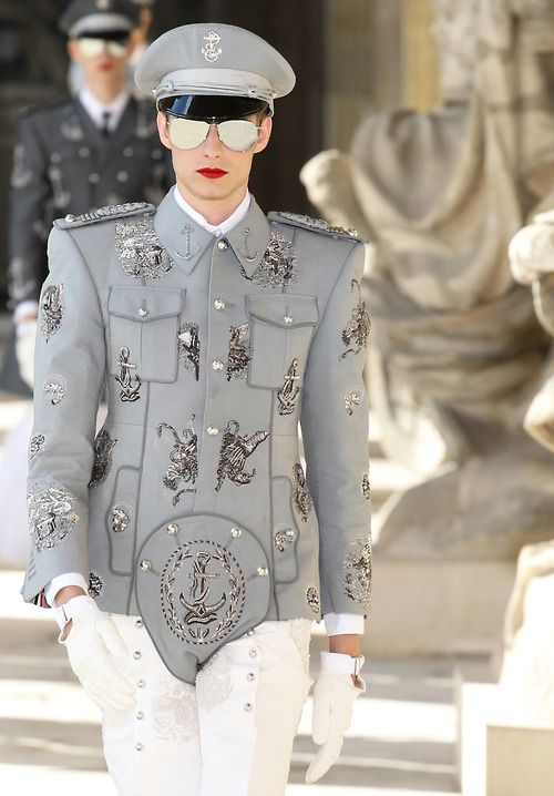 1000 images about men 39 s haute couture on pinterest jean for Haute couture men