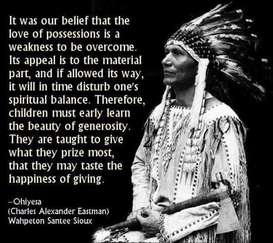 Famous Indian Quotes About Life: Native American Wisdom Quotes. QuotesGram