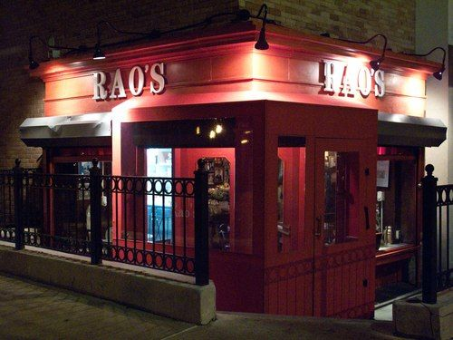 Rao's.  Harlem, New York, NY.  Even the food you can order online is amazing.  And now they've expanded to Vegas and Hollywood.
