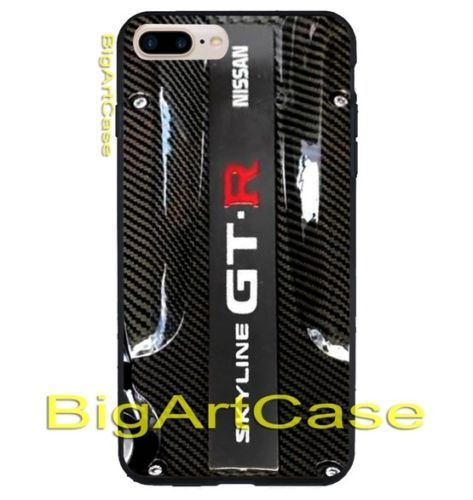 Best-New-Hot-SkyLine-GT-R-Nissan-Hard-Plastic-Case-Cover-iPhone-6s-6s-7-7