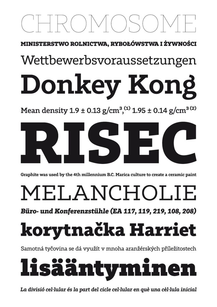 Gold Award for Tabac Slab by Suitcase Type Foundry (2013)