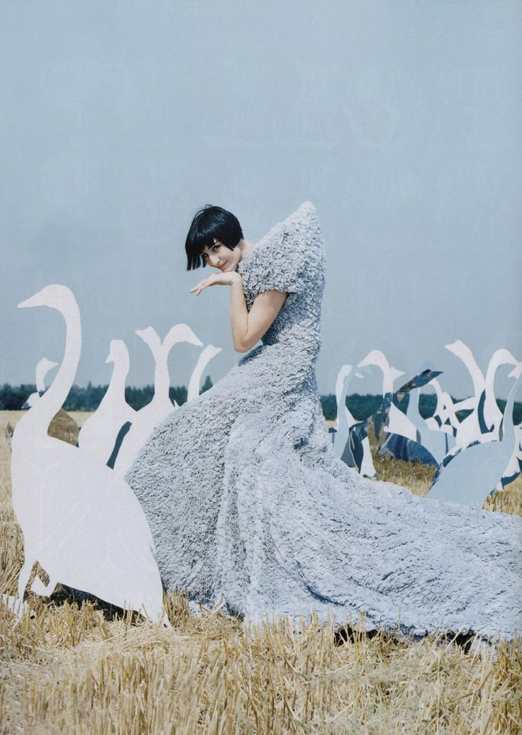 Sophie and Anna's Blog: Tim Walker Photography