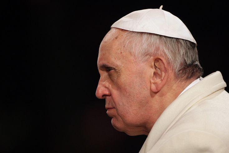 Pope Francis I Photo - Pope Francis I Attends Via Crucis at the Colosseum