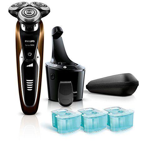 Philips Series 9000-Elektrischer Rasierer Wet & Dry, mi... http://amzn.to/2eKFTmL