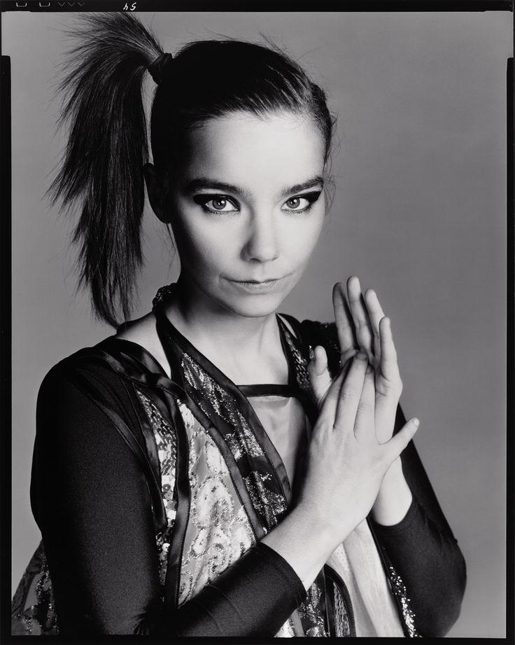 Björk by Richard Avedon - 2004                                                                                                                                                     Plus