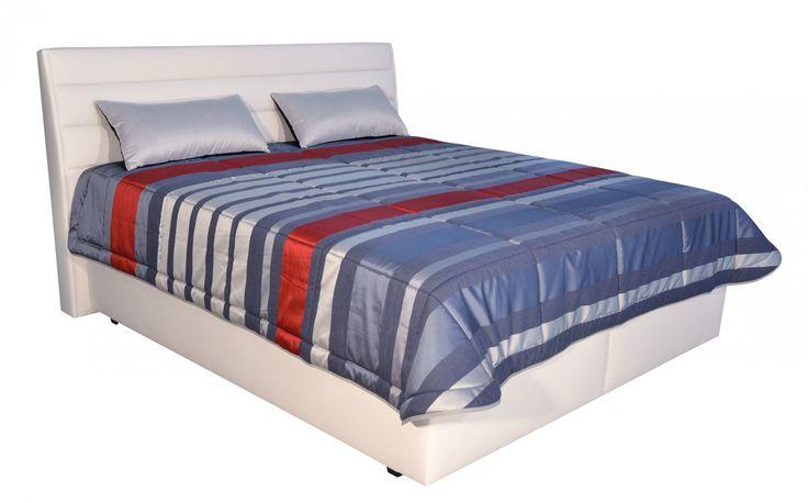 Čalúnená posteľ OLYMPIE - SCONTO NÁBYTOK