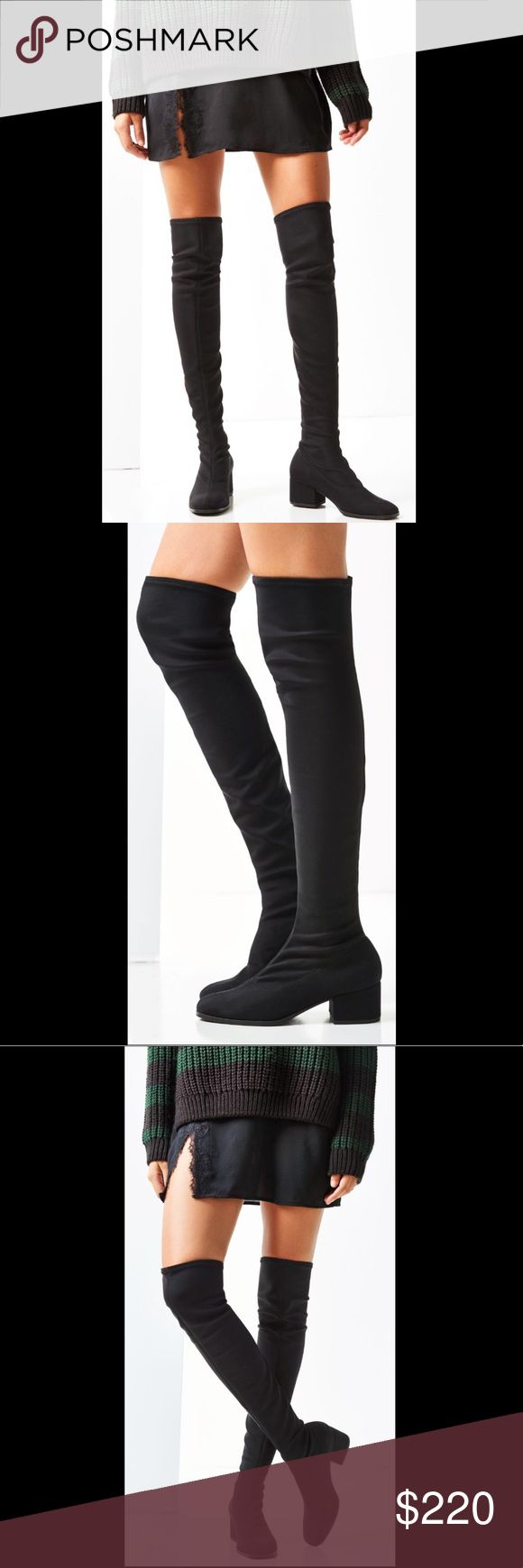 Vagabond Daisy Over-the-Knee Boot, Sz US 7 / EU 37 VAGABOND BOOTS! Never worn; new with box. Size currently sold out at Urban Outfitters online. Please message if you'd like me to post actual item photos. Open to offers. ***Will only sell to and communicate with potential buyers within the Poshmark app / website*** Urban Outfitters Shoes Over the Knee Boots