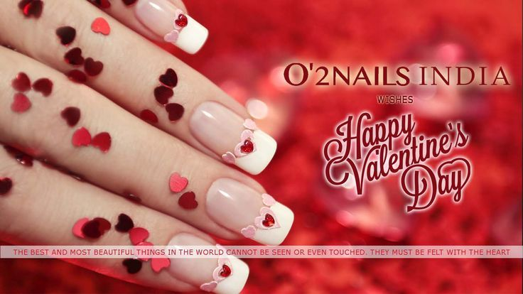 O2Nails India Wishes Happy Valentine's Day !!  #o2nailsindia #o2nailindiavalentineday #happyvalentineday #valentineday #lovecolor #valentinedaycolor #Valentine #Valentinemonth #nailsforvalentine #valentineweek #myvalentine #bestvalentine #loveforever #loveaajkal #life #lover #nailslove #naildesign #valentinedaynails #love #heart #beauty #gifts #promise #kiss #nailart #naillove #lovemonth
