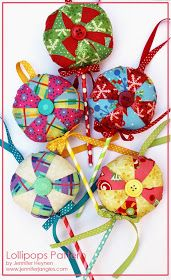 Jennifer Jangles Blog: Lollipop Decorations
