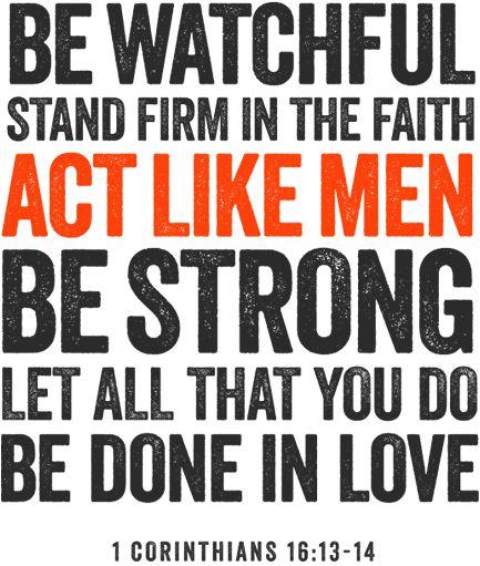 Act Like Men Conference 2013 | James MacDonald, Mark Driscoll, Greg Laurie, Lecrae, Eric Mason, Matt Chandler