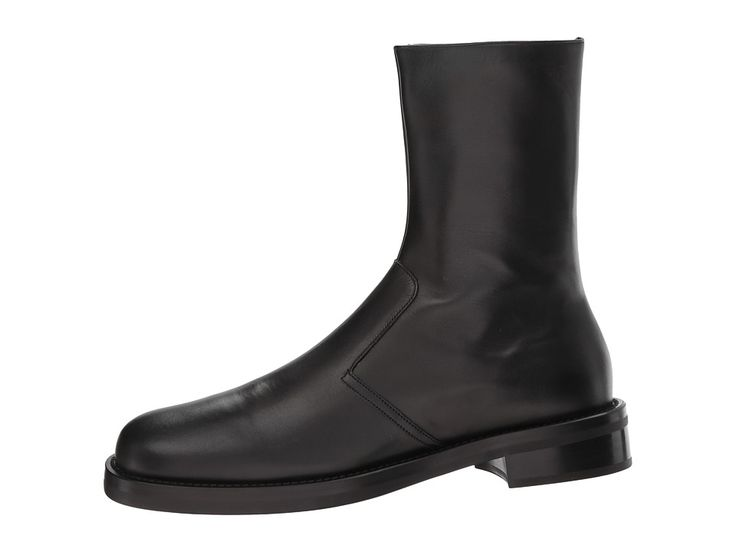 Neil Barrett Biker Boot Men's Boots Black