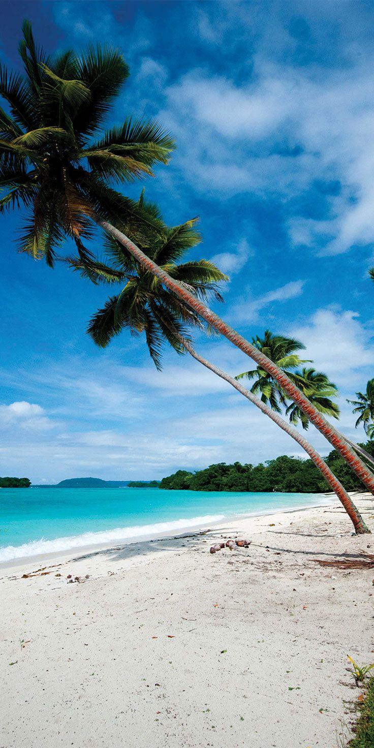 Paradise found in Vanuatu.