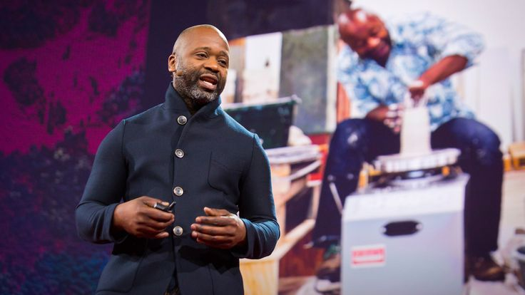 Theaster Gates, a potter by training and a social activist by calling, wanted to do something about the sorry state of his neighborhood on the south side of ...