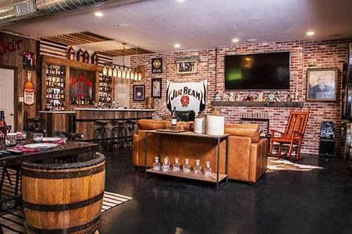 Man Cave Design Ideas Pinterest Caves Remodeling Ideas And Man Cave