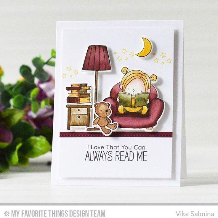Card by Vika Salmina My Favorite Things