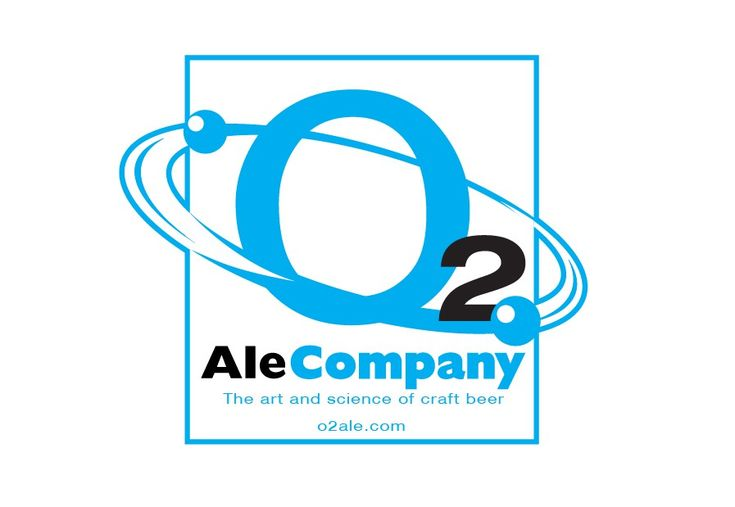O2 Ale Company -  new logo for craft beer company by florin J.
