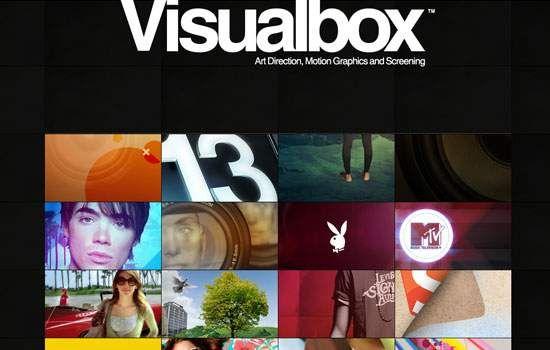 Visualbox screen shot.