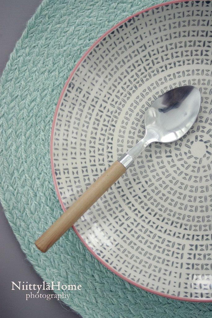 Bambulook aterimet - Niittylä Home