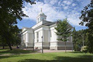 Vanha kirkko Helsinki