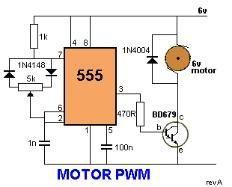 50-555 Circuits - Motor speed control.