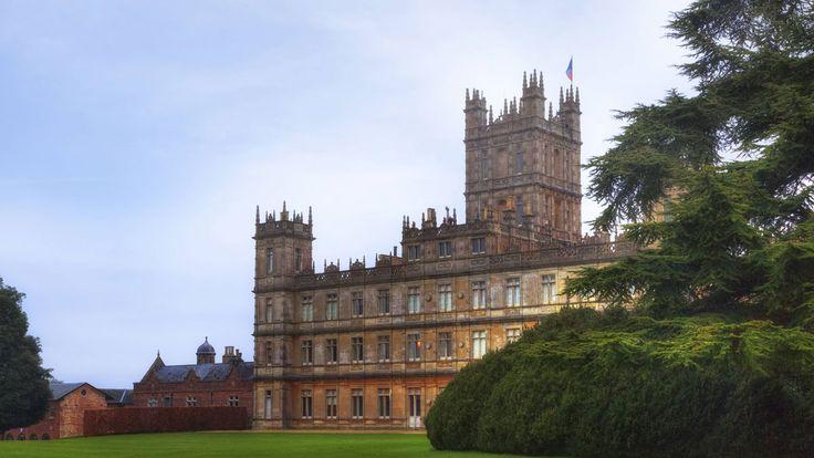 """BILLED-BLADET i samarbejde med Kulturrejser Europa: Du har chancen for at sikre dig en helt speciel og eksklusiv """"Downton Abbey""""-rejse."""