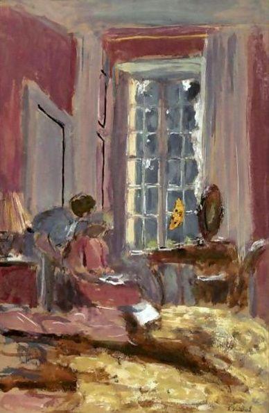 Reading and Art: Édouard Vuillard