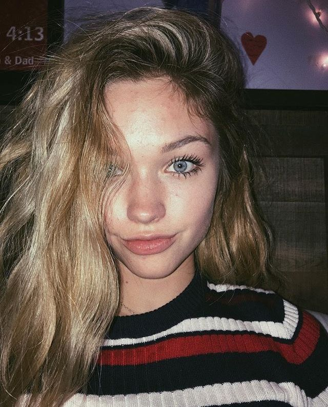Pin by Belieber4life on Signa Mae O'Keefe Blonde girl