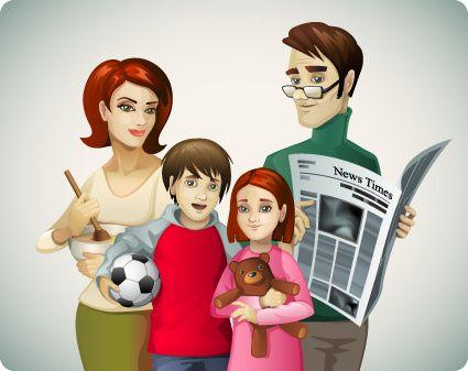 family member elements