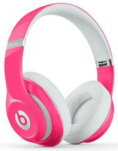 #Beats by Dr. Dre #Studio 2.0 #Casque Audio Supra-Auriculaires – Rose Néon #Studio2 #BeatsbyDre