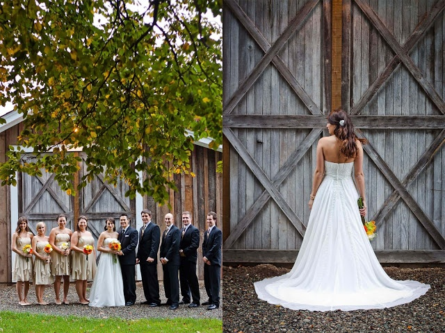 Bridal Party Photography    Bride Photography    www.riversideevents.ca