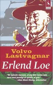 Volvo lastvagnar af Erlend Loe, ISBN 9788702058192
