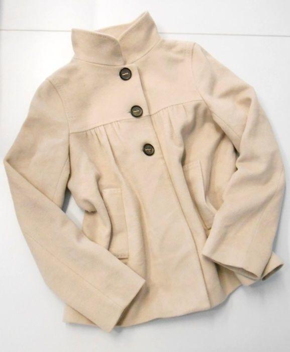 75aed889 Krásný béžový kabátek zn. Zara vel. S - vinted.cz   šití - kabát, bunda    Katalog
