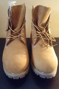 Men's Timberland Wheat Size 13 Boots