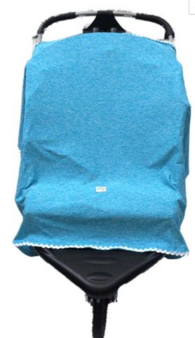 The Brolly Baby - UV Protection Stroller Covers Large Size -Perfect for Fitness Stroller Strides