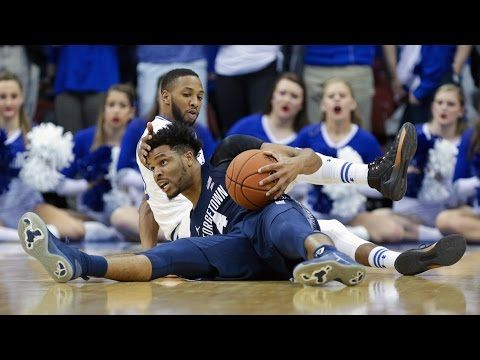Seton Hall rallies past Georgetown, 62-59 | 2017 COLLEGE BASKETBALL HIGHLIGHTS