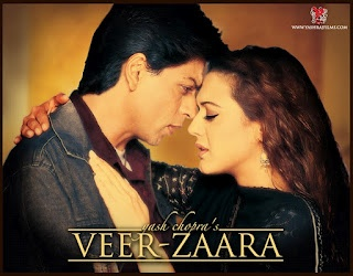 Veer zaara reat, Bollywood movie