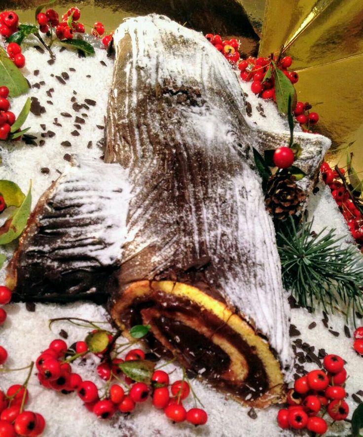 Tronchetto di Natale 2017 a casa di Davide