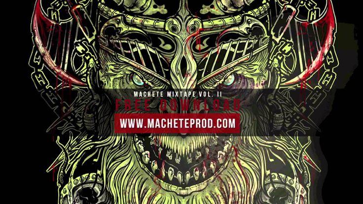 Machete Mixtape II - Malapoetry XXI - En?gma, Low Low, Gemitaiz (Prod. b...