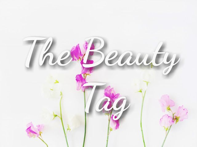 Sugar and Spice: The Beauty Tag