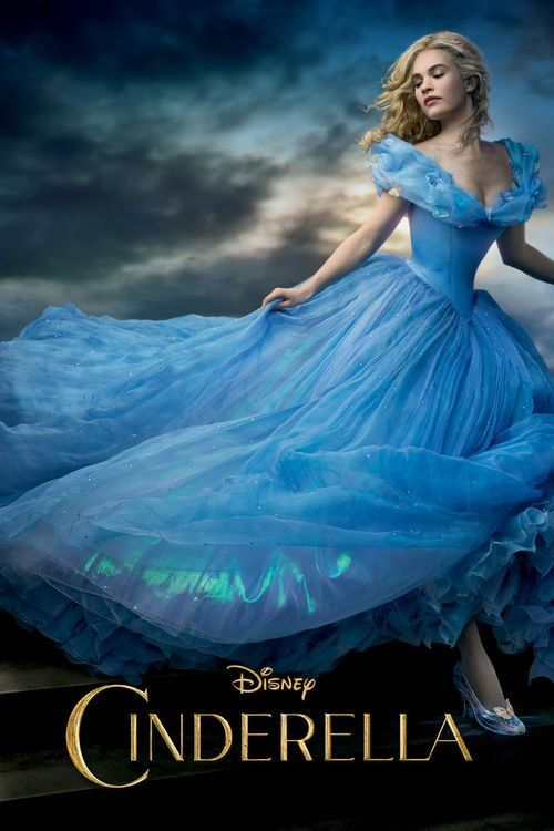 Cinderella (2015). I felt that Lily James looked too young in this movie, especially compared to the prince, but I really appreciated the way they tried to make some scenes similar to the animated version. Lovely movie overall!