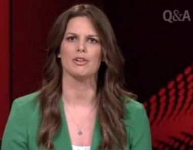 Kate Ellis: Interrupted, cut off and shouted down. on http://www.mamamia.com.au