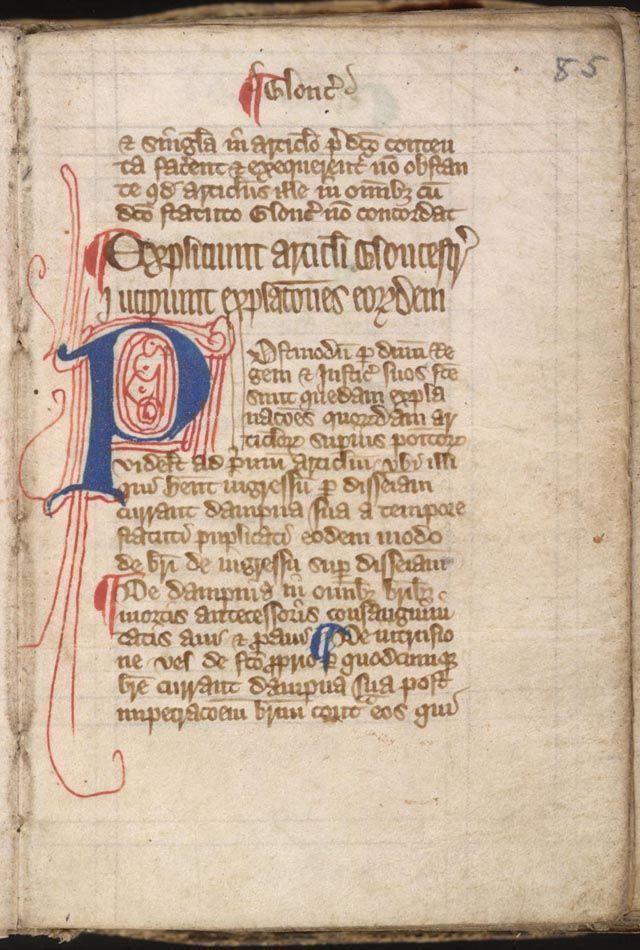 Summarizing political charters from the Magna Carta onward.
