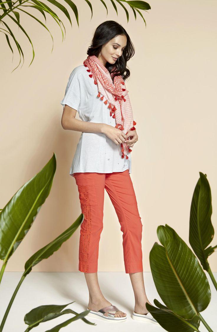 Verge - Acrobat Lace Pant (3961Glw)