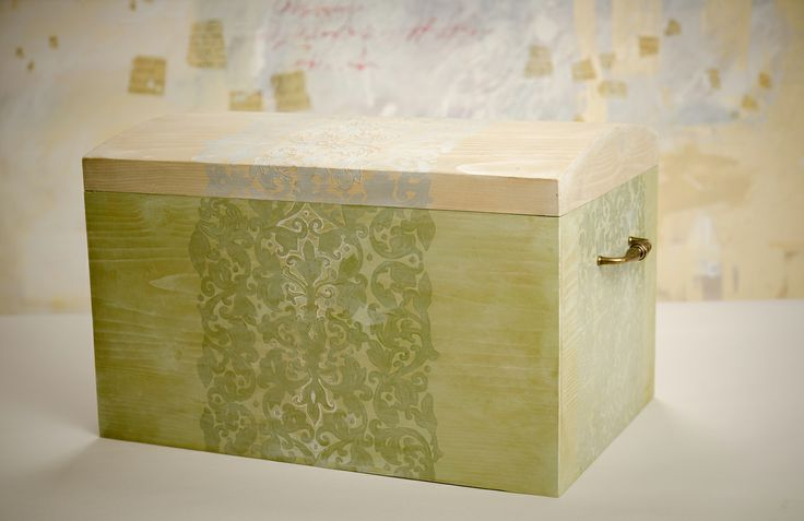 decorative, wooden handpainted treasure box 49/29/27 cm https://www.facebook.com/artzimag?ref=hl